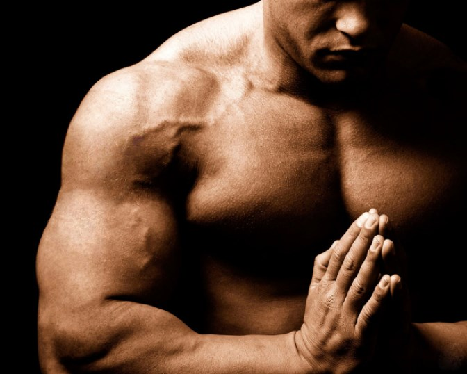 Древний источник мужской силы