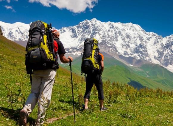 Поход в горы. Полезные советы