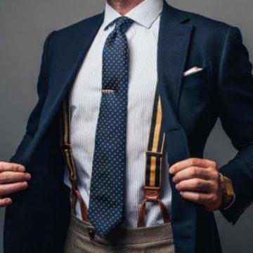 Подтяжки – стильно и модно