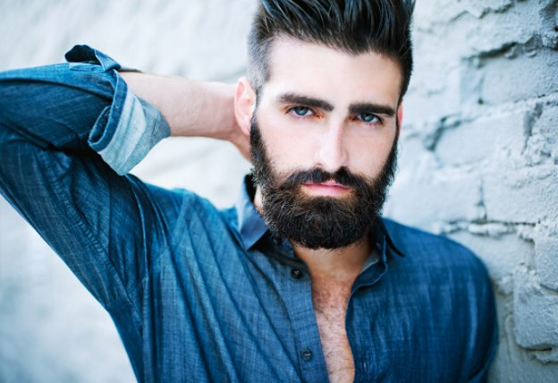Мужские стрижки и бороды: 6 типов бородачей