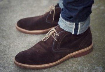 Мужская обувь. Модные тренды осень-зима 2018
