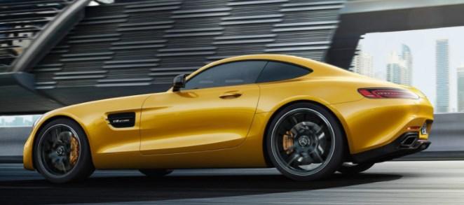 Mercedes оправит в ремонт суперкары AMG GT