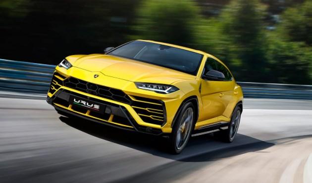Китайская «Волшебная скорость» представила клона Lamborghini Urus