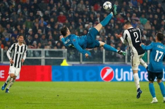 Гол Криштиану Роналду и Ко: самые эпичные удары по воротам 2018