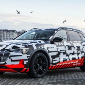 Audi рассказала о своем первом электрическом кроссовере