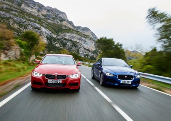 Немцы построили Jaguar XE с динамикой BMW M3