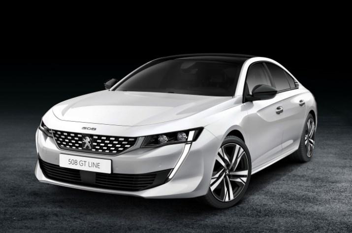 Новый Peugeot 508 оказался дешевле Volkswagen Arteon
