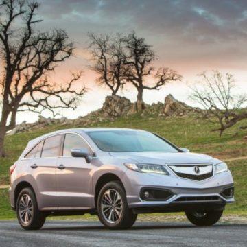 Компания Acura озвучила американские цены нового RDX