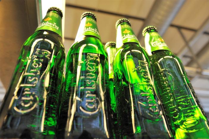 В Украине останавливают работу Carlsberg и Coca-Cola