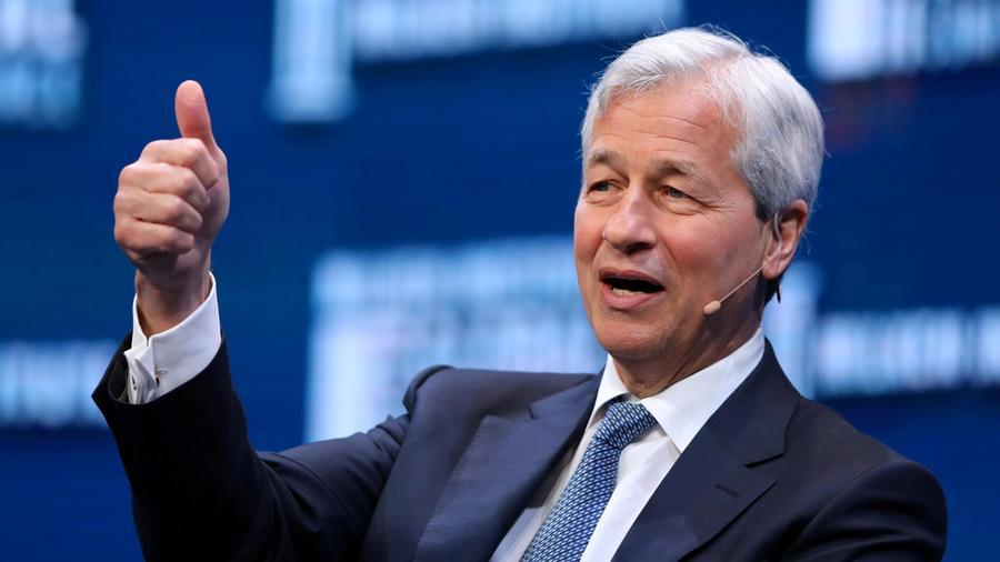 Глава JPMorgan Chase снова стал самым высокооплачиваемым банкиром США