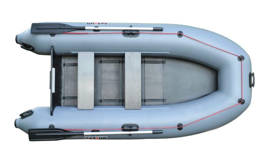 Лодки Парсун. Особенности конструкций