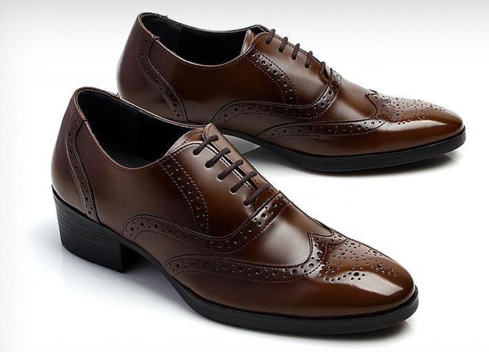 Мужские туфли: взгляд поближе