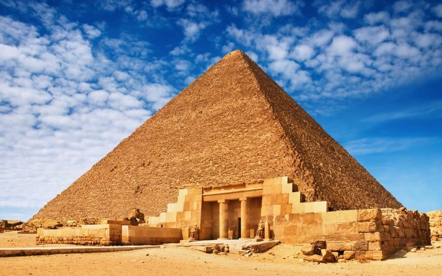 Туры в Египет. Почему так интересна страна пирамид и верблюдов?