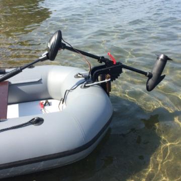 Электромоторы для лодок