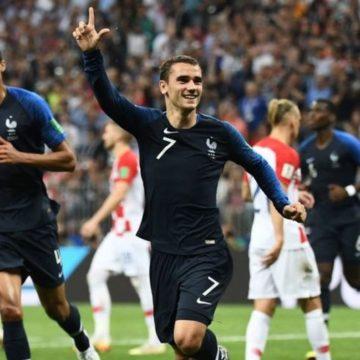 Франция обыграла Хорватию и второй раз стала чемпионом мира
