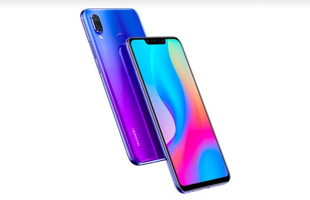 Huawei представляет Huawei Nova 3 в России