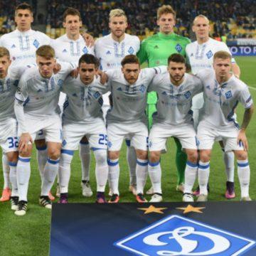 «Динамо» сыграет с «Бенфикой» без Ярмоленко