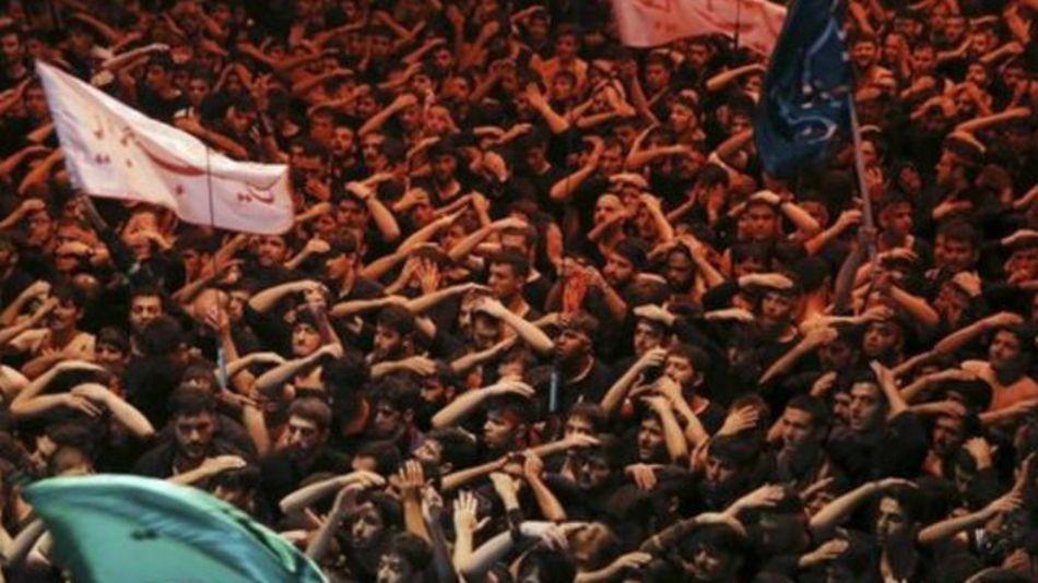На футбольном матче в Тегеране будет оплакивания