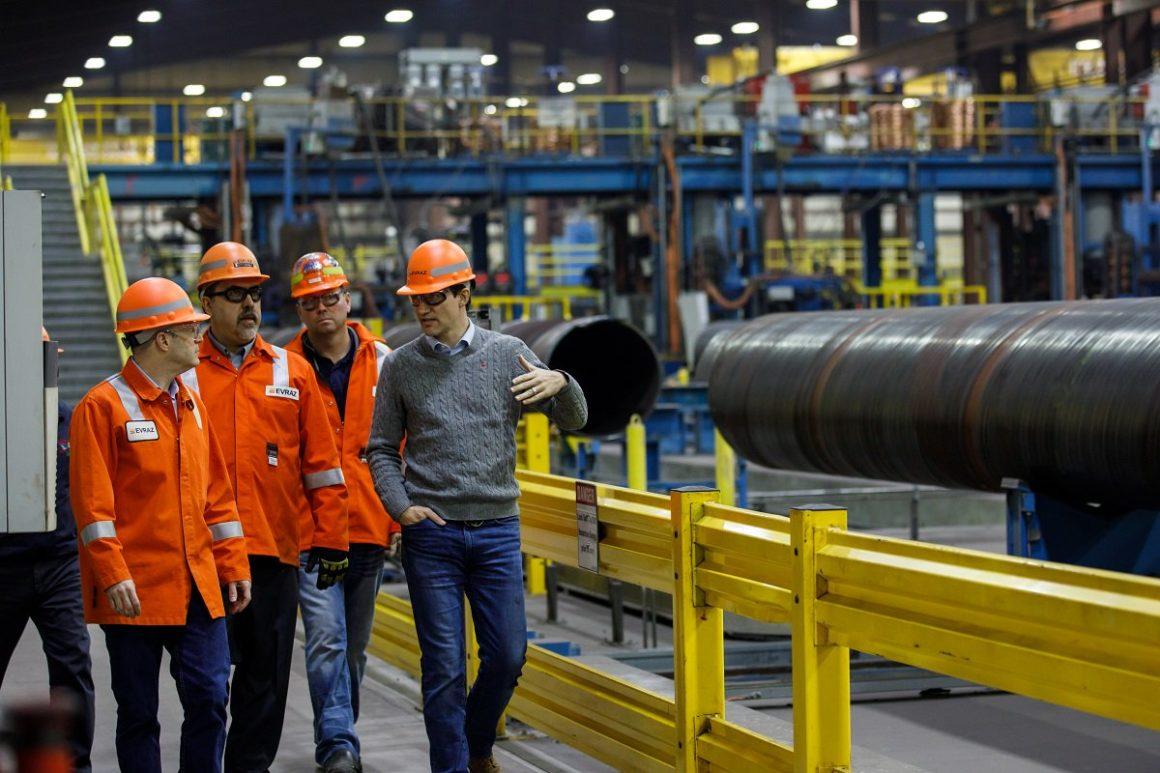 Американские тарифы повлияли на инвестиционную политику Евраза