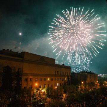 Купить фейерверк в Минске