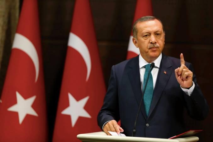 Эрдоган пригрозил заморозить активы американских министров в Турции ответ на санкции
