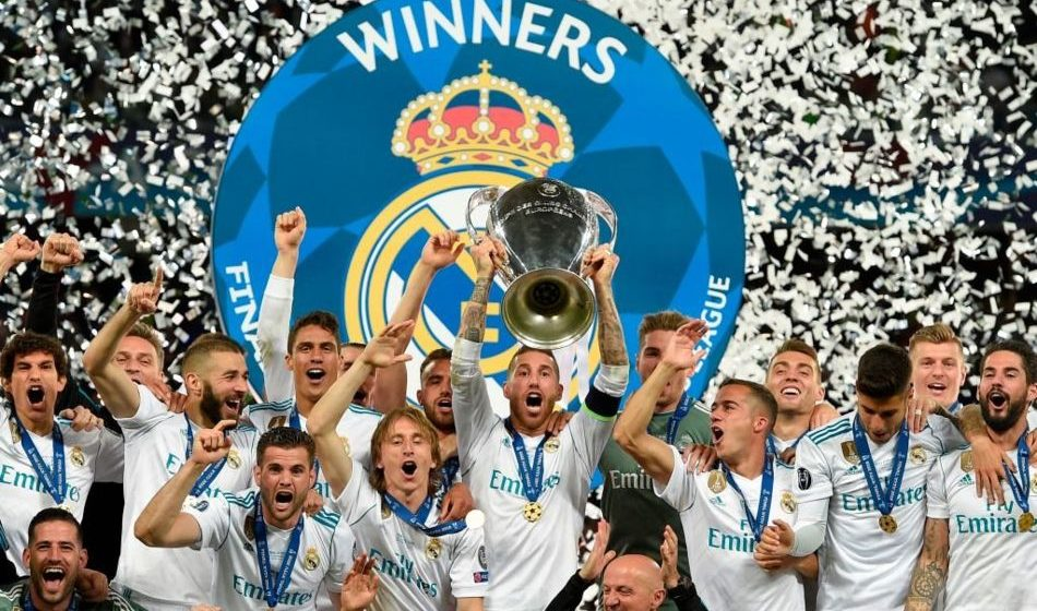 Киевский разгром: как «Реал» переиграл «Ливерпуль» в финале Лиги чемпионов