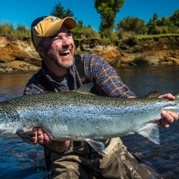 Рыбалка в Чили: гарантия отличного отдыха