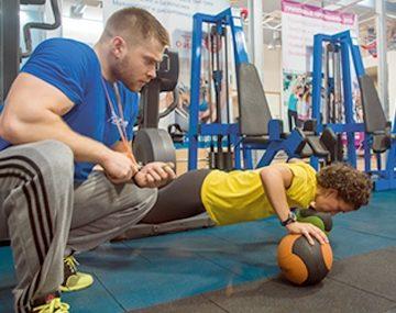 Фитнес клуб в Одессе