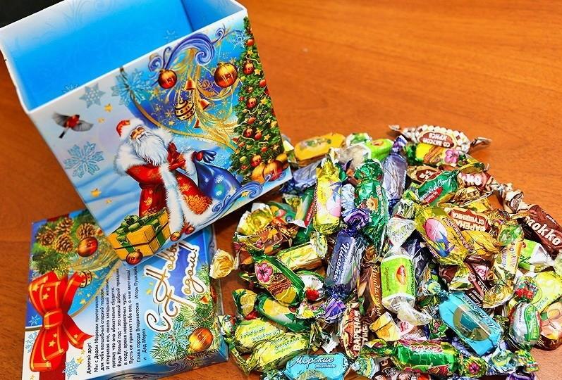 Новогодние наборы конфет: какие нужно выбирать?