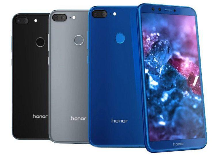 Смартфон Honor 9: стильный и доступный гаджет