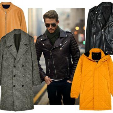 Онлайн покупка верхней мужской одежды