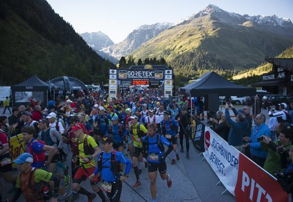 GORE-TEX Transalpine Run 2018: 257 км по Альпам