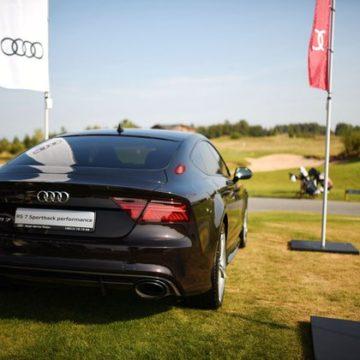 Престижный турнир по гольфу состоялся под эгидой Audi