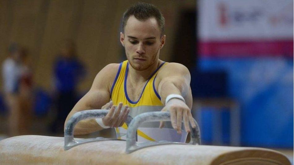 Гимнаст Верняев выиграл золото и серебро на этапе Кубка мира