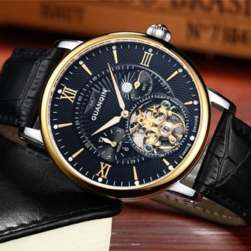 Мужские часы: как выбрать стильную и надежную модель?