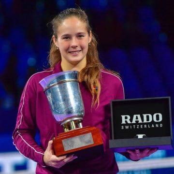 Золотой дубль: россияне Дарья Касаткина и Карен Хачанов — победители Кубка Кремля