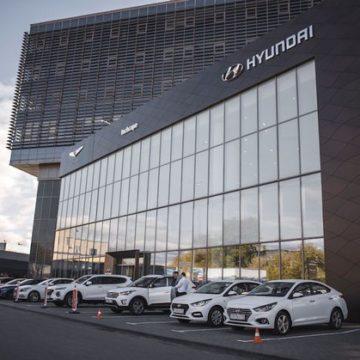 Hyundai объявляет об открытии нового дилерского центра в Москве