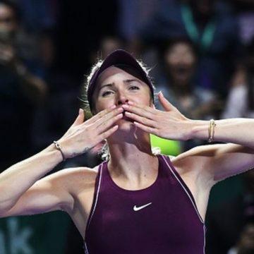 Украинка Элина Свитолина выиграла финальный матч WTA