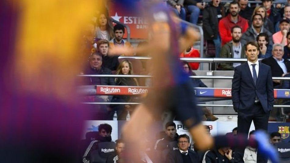 «Реал» уволил тренера