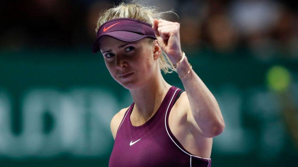 Украинская теннисистка Элина Свитолина выиграла турнир Open de Caen во Франции