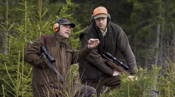 Активные наушники для охоты