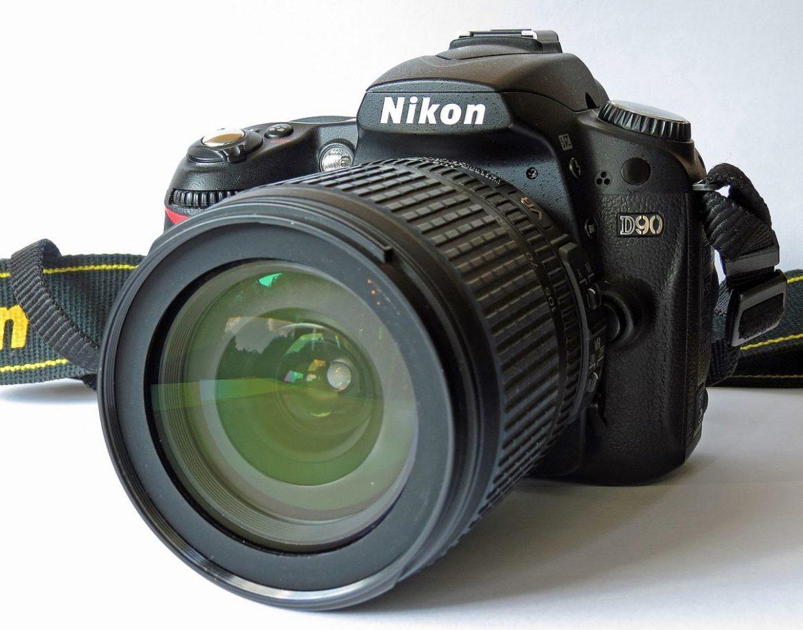 Разнообразие продукции компании Nikon