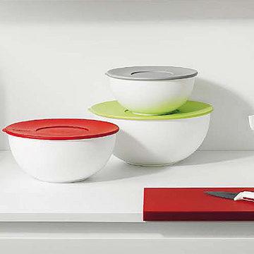 Удобная форма и симпатичный дизайн кухонной посуды