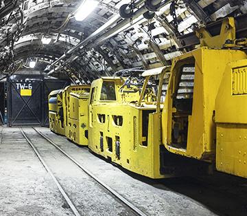 Для предприятий, ведущих добычу полезных ископаемых, будут интересны характеристики производства горно-шахтного оборудования