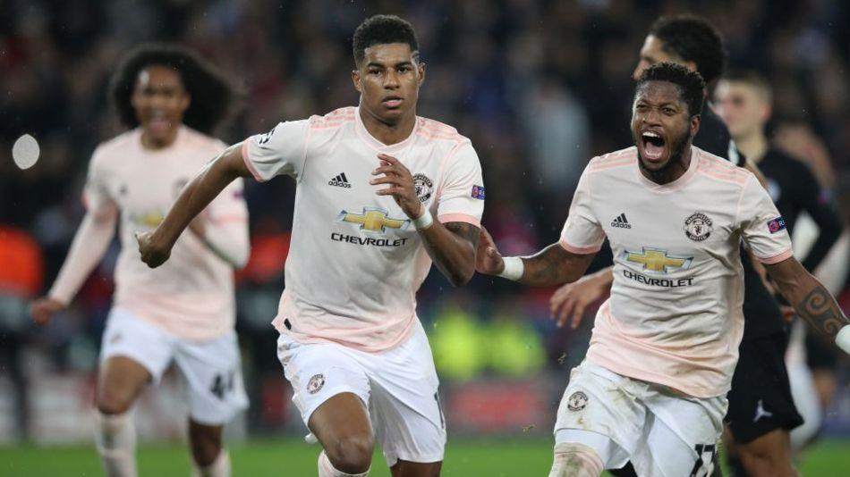 Как выездной выигрыш «Ман Юнайтед» в «ПСЖ» стал историческим в Лиге чемпионов
