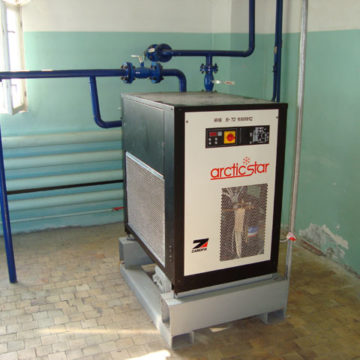Осушитель воздуха для подвального помещения