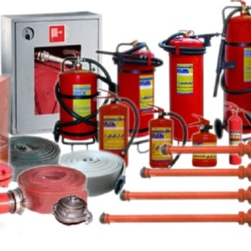 Где купить качественное пожарное оборудование в Киеве?