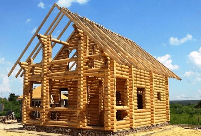 Вашему вниманию предлагается работа компании, которая выполняет строительство деревянных домов под ключ на высочайшем уровне качества!