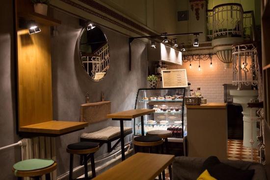 Выбираем специализированную и качественную продукцию для кофейни