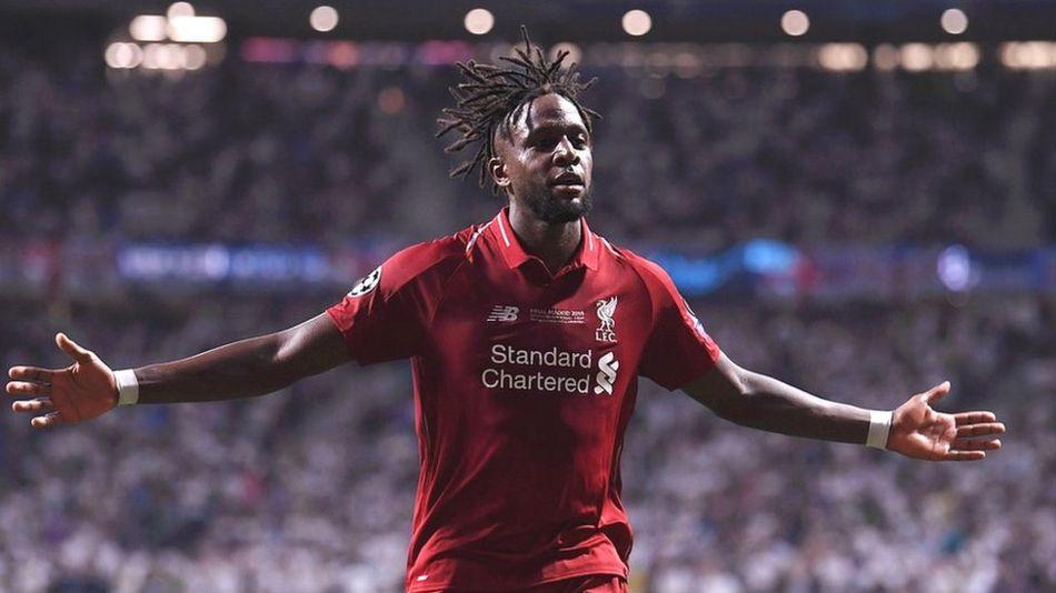 «Ливерпуль» победил «Тоттенхэм Готспур» в финале Лиги чемпионов